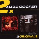 ALICE COOPER- Dirty Diamonds/The Eyes Of Alice Cooper 2CD...