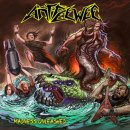 ANTIPEEWEE- Madness Unleashed LIM. DIGIPACK