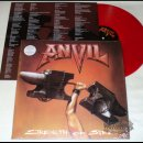 ANVIL- Strength Of Steel LIM. RED VINYL