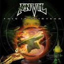 ANVIL- This Is Thirteen LIM. 2LP SET black vinyl