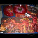 ARGUS- From Fields Of Fire LIM.200 SPLATTER VINYL 2LP set...