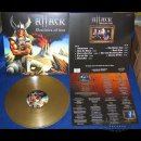 ATTACK- Destinies Of War LIM. 100 solid gold vinyl