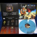 ATTACK- Destinies Of War LIM. 150 light blue vinyl