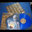 ATTACKER- Sins Of The World LIM.+NUMB. 150 BLUE VINYL
