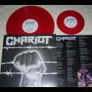 CHARIOT- Behind The Wire LIM. RED VINYL LP +7""