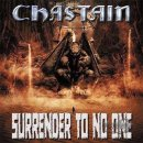 CHASTAIN- Surrender To No One LIM.300 BLACK VINYL LP+7""