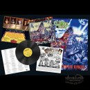 CLOVEN HOOF- Fighting Back LIVE lim. 200 BLACK VINYL +Poster