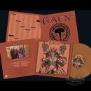 COVEN 13- Destiny Of The Gods LIM. 350 bronze vinyl
