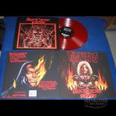DANZIG- Black Laden Crown LIM. CLEAR RED VINYL