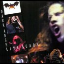 DARK ANGEL- Live Scars LIM. 180g BLACK VINYL