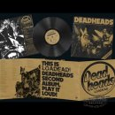 DEADHEADS- Loaded LIM. BLACK VINYL
