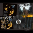 DEEP MACHINE- Rise Of The Machine LIM. 150 BLACK VINYL