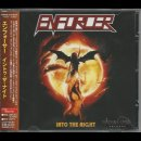 ENFORCER- Into The Night RARE ORIG. JAPAN CD +3 demo bonus