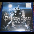 FREEDOM CALL- Legend Of The Shadowking LIM. 2LP BLUE...