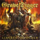 GRAVE DIGGER- Liberty Or Death