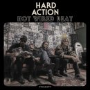 HARD ACTION- Hot Wired Beat LIM. BLACK VINYL