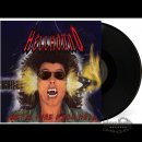HELLHOUND- Metal Fire From Hell LIM. BLACK VINYL