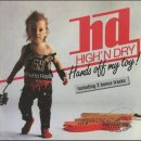 HIGH `N DRY- Hands Off My Toy! CD +3 bonustracks