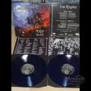 IRON KINGDOM- Ride For Glory LIM.150 BLUE VINYL