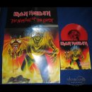 IRON MAIDEN- The Number Of The Beast LIM. RED VINYL...