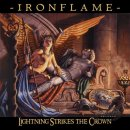 IRONFLAME- Lightning Strike The Crown CD +2 Bonustracks