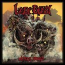 LADY BEAST- Vicious Breed LIM. 350 BLACK VINYL +DL Code