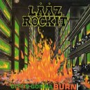 LÄÄZ ROCKIT- City´s Gonna Burn CD +Bonus