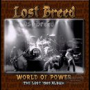 LOST BREED- World Of Power-The Lost 1989 Album