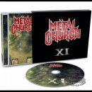 METAL CHURCH- XI LIM. CD +bonustr. SLIPCASE
