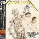 METALLICA- ...And Justice For All RARE JAPAN CD digi...