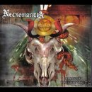 NECROMANTIA- Crossing The Fiery Path Digipack