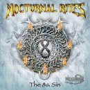 NOCTURNAL RITES- The 8th Sin CD+DVD SET