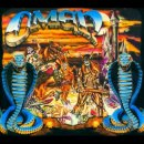 OMEN box-set Battle Cry/Warning Of Danger/Nightmares 2CD+DVD