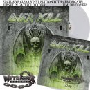 OVERKILL- White Devil Armory LIM. 200 CLEAR VINYL 2LP SET...