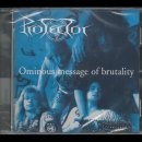 PROTECTOR- Ominous Message Of Brutality CD...