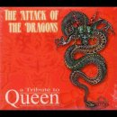 QUEEN TRIBUTE- The Attack Of The Dragons 2CD