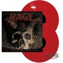 RAGE- The Devil Strikes Again LIM. 300 RED VINYL 2LP SET...