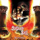 SATAN´S FALL- Metal Of Satan LIM.+NUMB.333 black vinyl