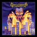 SPELLCASTER- Under The Spell LIM. 105 PURPLE VINYL +Patch