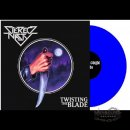 STEREO NASTY- Twisting The Blade LIM. 100 BLUE VINYL