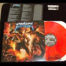 STRIKER- Stand In The Fire LIM.ORANGE MARBLED VINYL