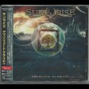 SUNRISE- Absolute Clarity RARE JAPAN CD +OBI +Bonustr.