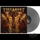 TESTAMENT- The Gathering LIM. 300 SILVER VINYL