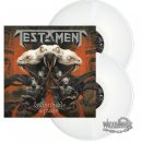 TESTMANET- Brotherhood Of The Snake LIM. 300 WHITE VINYL...