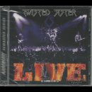 TWISTED SISTER- Live At Hammersmith 2CD set