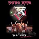 TWISTED SISTER- Live At Wacken-The Reunion DVD+CD