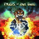 TYGERS OF PAN TANG- same LIM. RED VINYL LP +DL code