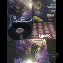 WARLOK- Summoning Sickness LIM.200 BLACK VINYL
