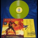 W.A.S.P.- The Last Command LIM. YELLOW VINYL
