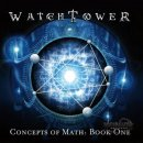 WATCHTOWER- Concepts Of Math:Book One LIM. BLUE VINYL